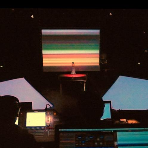 Soirée Qwartz Electronic Music Awards, Cirque d'hiver, 2008, Paris, France